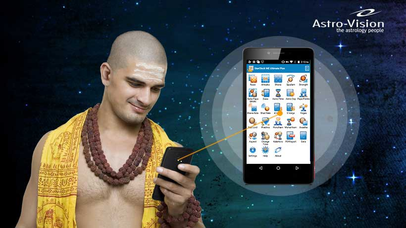 Astro-Vision — The Best Indian Astrology Software Solution Provider