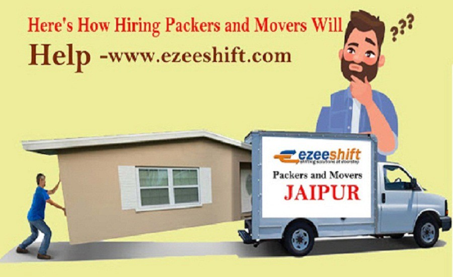 Moving? Here's How Hiring Packers and Movers Will Help