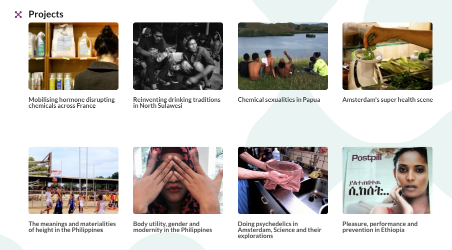 Digital Trips — A data driven anthropological research on drugs