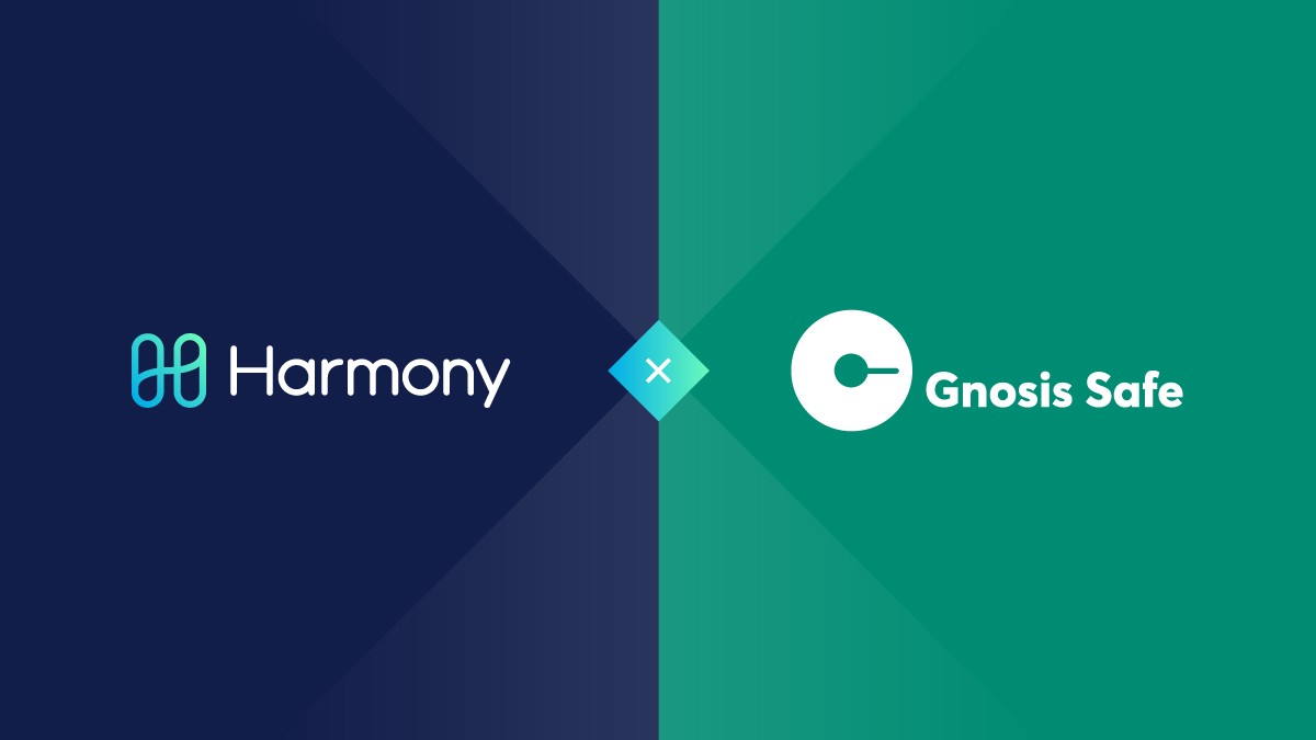 Gnosis Safe Multisig now available on Harmony