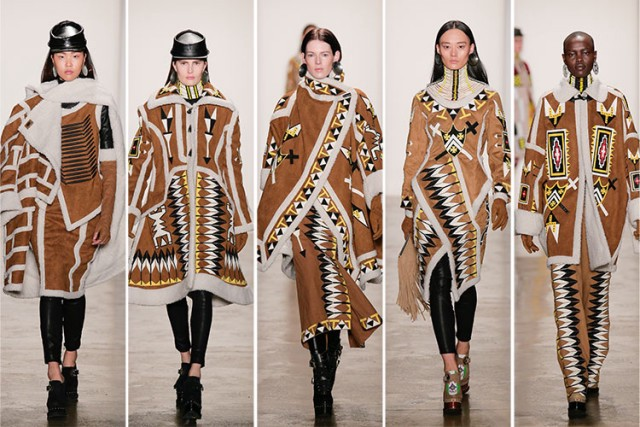 Appropriation of Indigenous Culture in the Fashion Industry