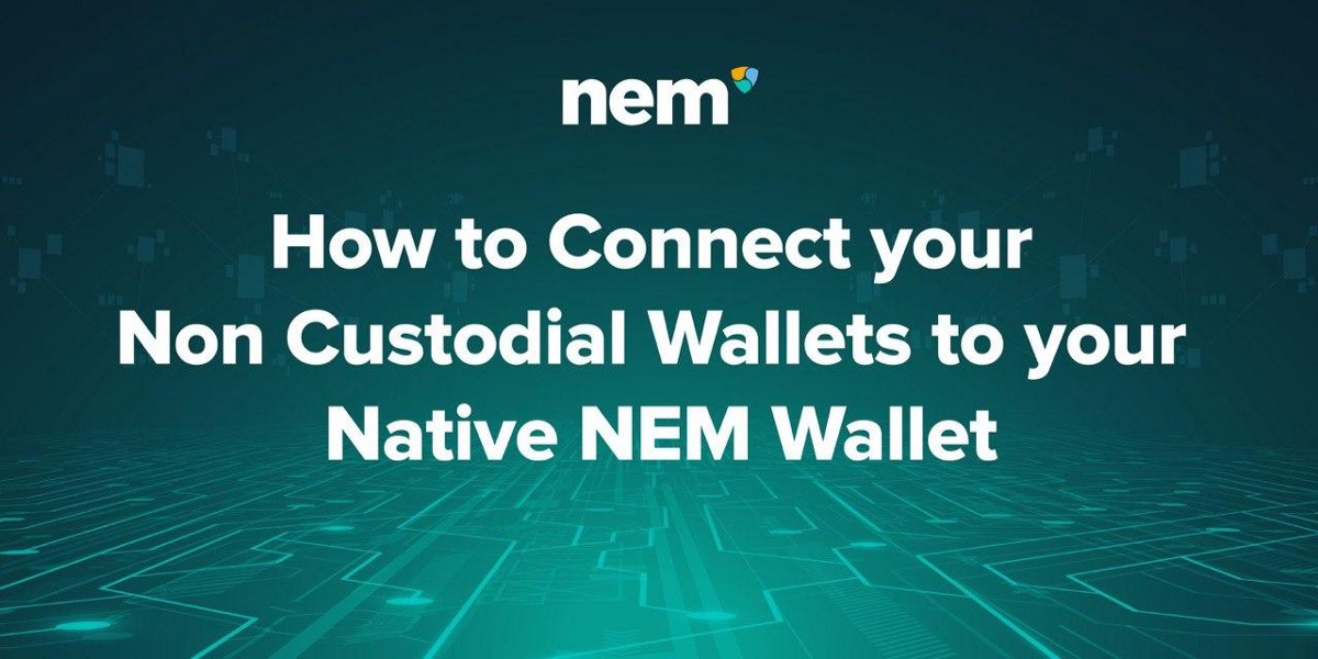 Tutorial How to Connect your Non Custodial Wallets to your Native NEM Wallet