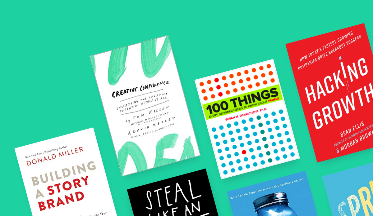 7 books to carry with you in 2020 — UX designer edition