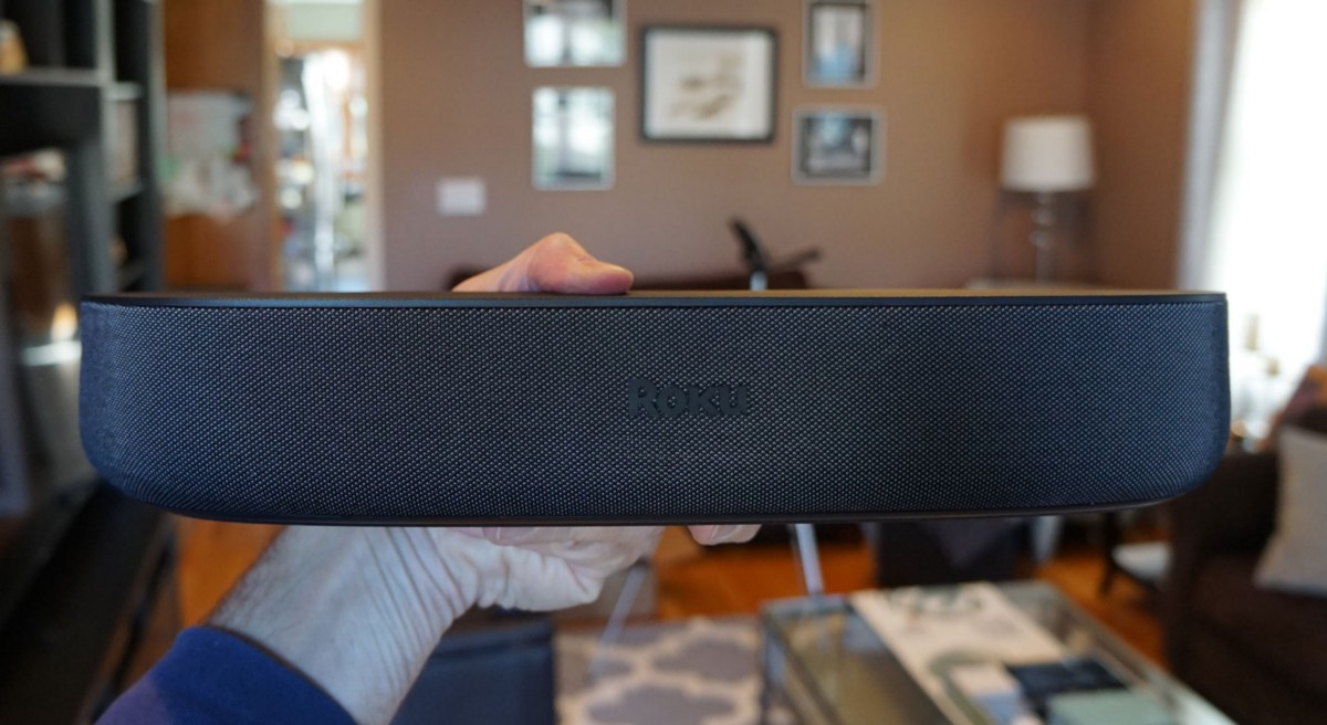 Roku Streambar Is a Pint-Sized Sound and Streaming Powerhouse