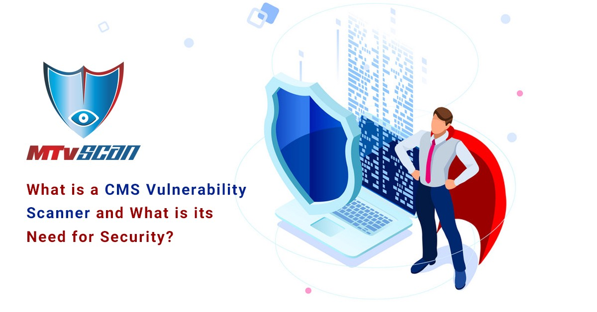 What is a CMS Vulnerability Scanner and what is its Need for