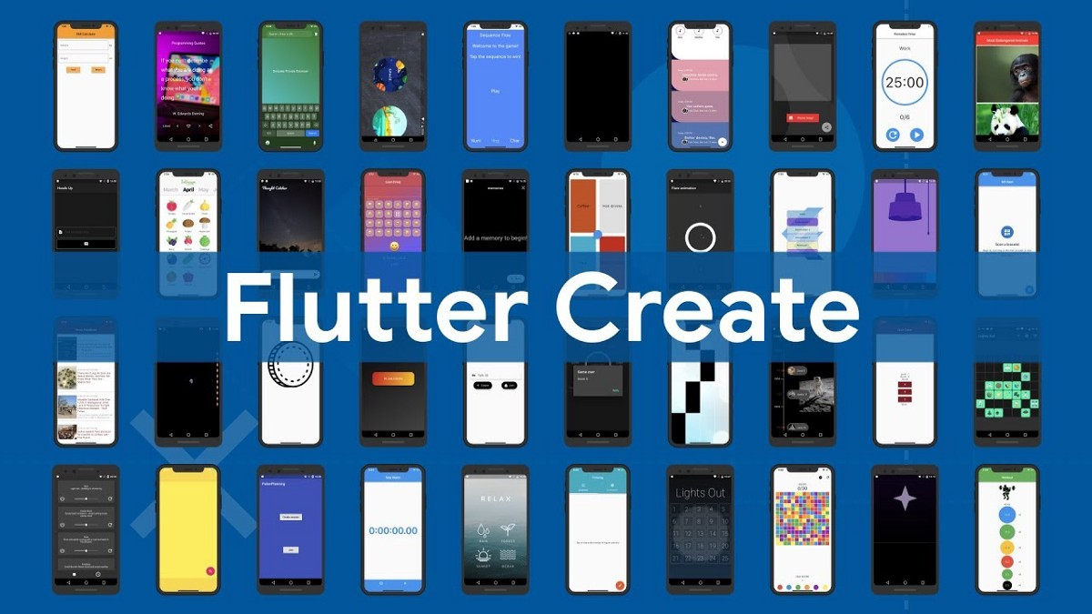 The Flutter Create winners are… - Flutter - Medium