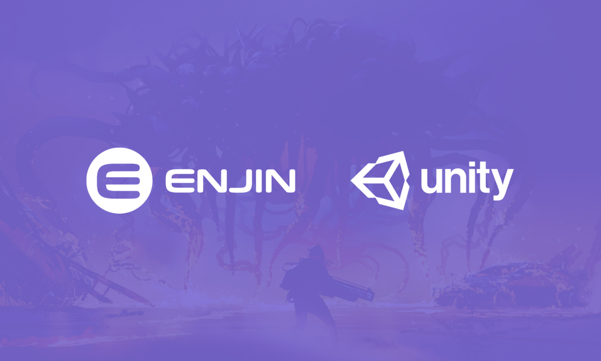 PRESS RELEASE: Enjin and Unity Technologies Advance True