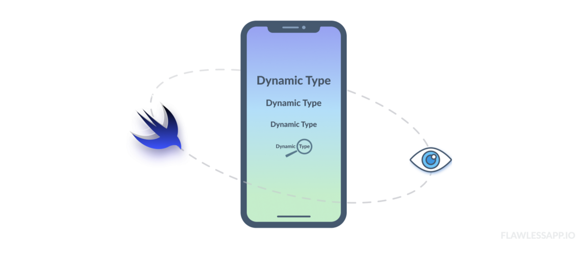 SwiftUI Accessibility: Dynamic Type