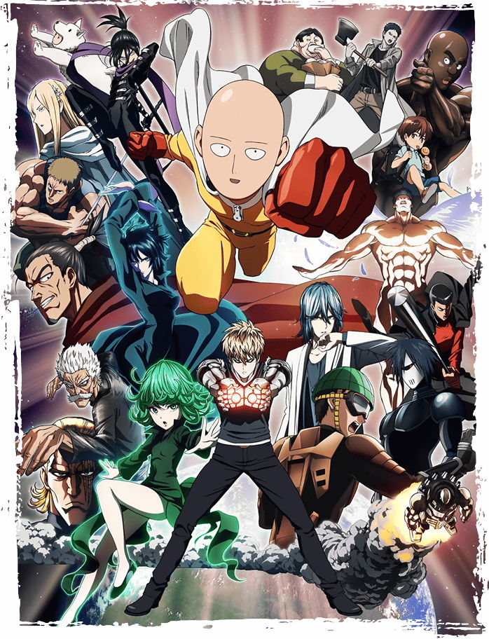 One Punch Man Review - Media Authority - Medium