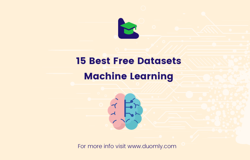 15 best free datasets for machine learning - Radoslaw
