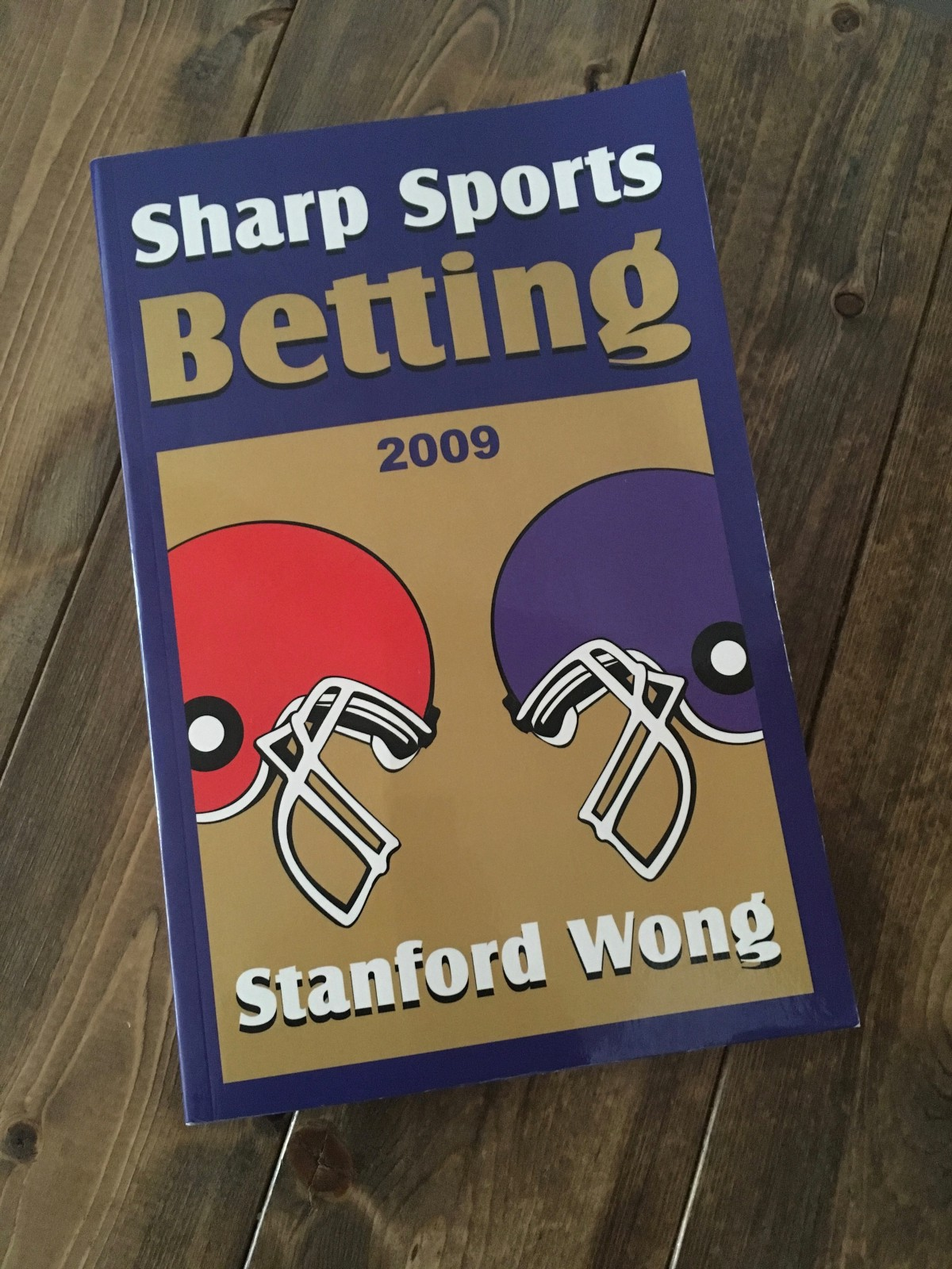 sharp sports betting by stanford wong