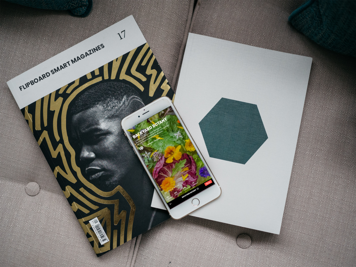 Get Smart with Flipboard's Smart Magazines