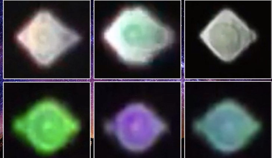 THE WORLD IS PLAGUED BY NUMEROUS REPORTS OF SHAPESHIFTING UFOS
