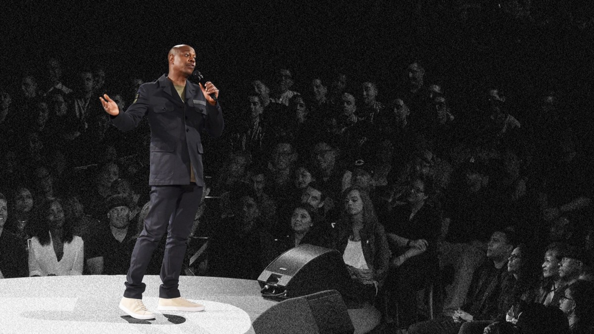 Dave Chappelle Tour 2020.Waiting For The Dave Chappelle Moment In The 2020 Election