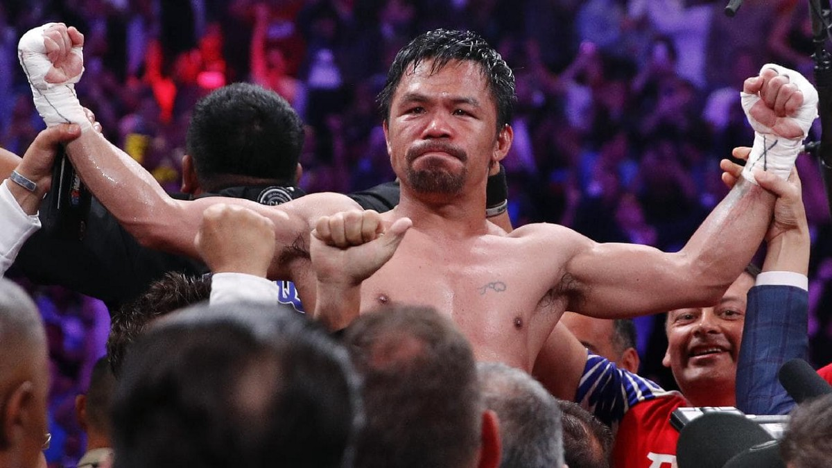 The struggle of watching (and supporting) Manny Pacquiao