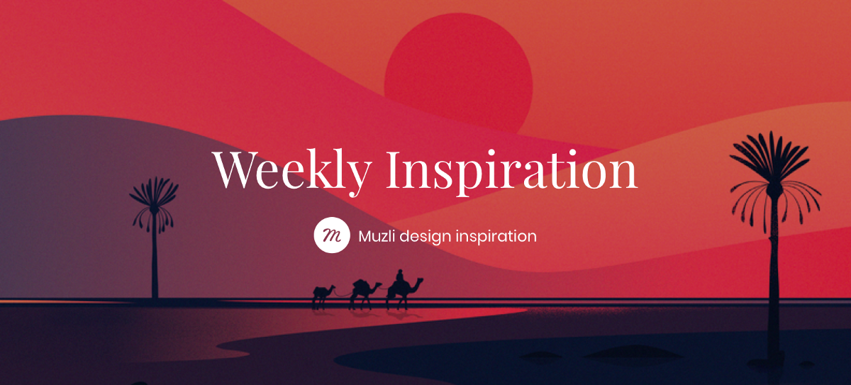 Weekly Design Inspiration #220