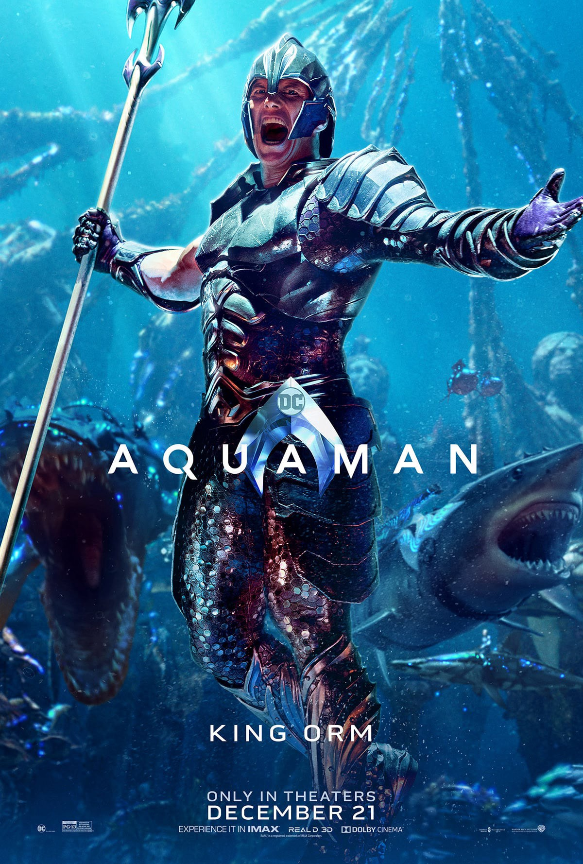 Clearly, The Marvel Equivalent of Orm is (Spoiler)  Yep, You