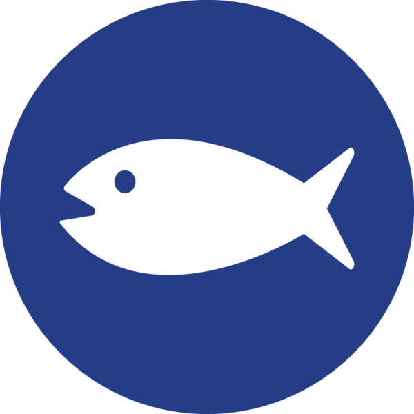 The red herring icon: a fish.