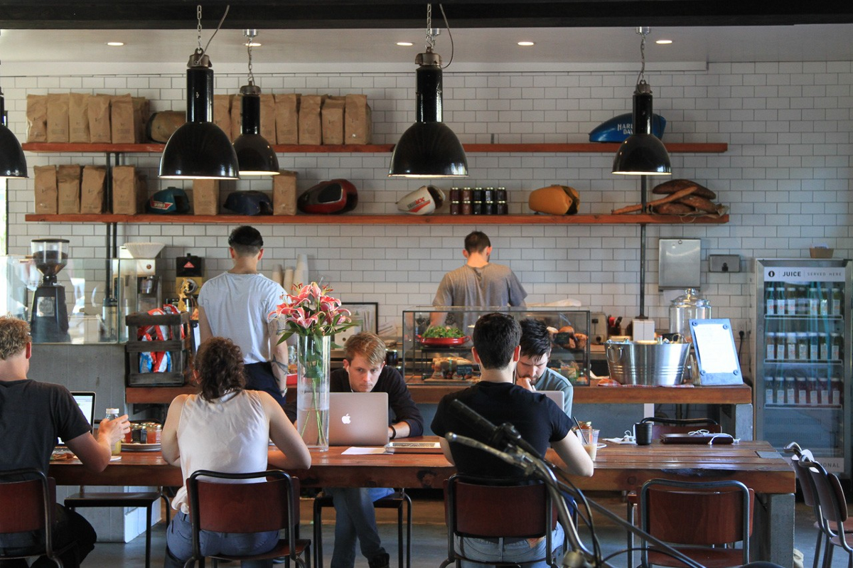 2146373ae04 What are people working on in coffee shops? - The Mission - Medium