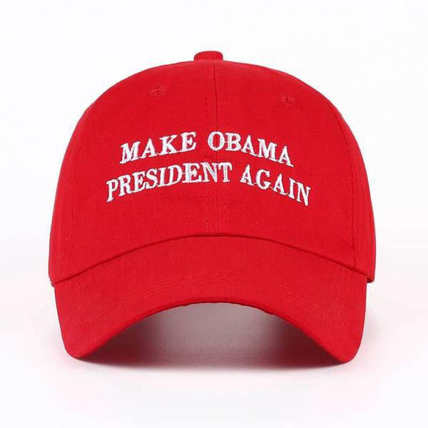 President Furious As White House Online Store Drops Red MAGA Hat