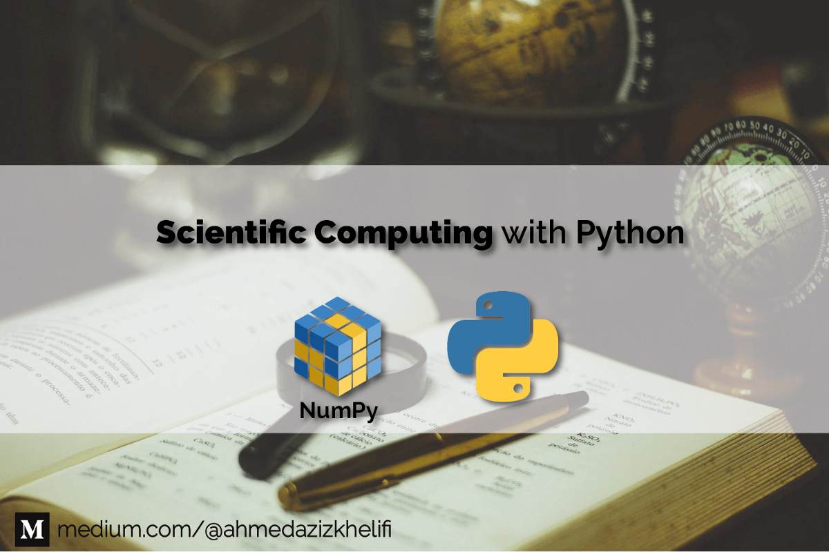 Scientific Computing with Python
