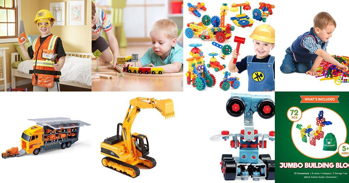Building Toys For Age 3 Kids