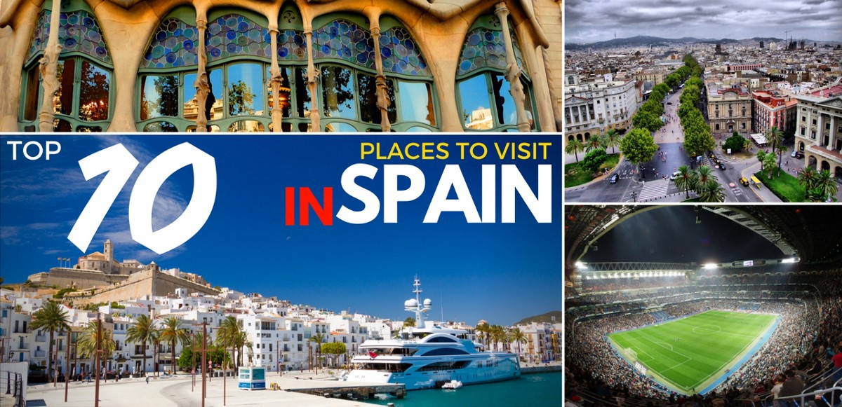 Trip to Spain cover image