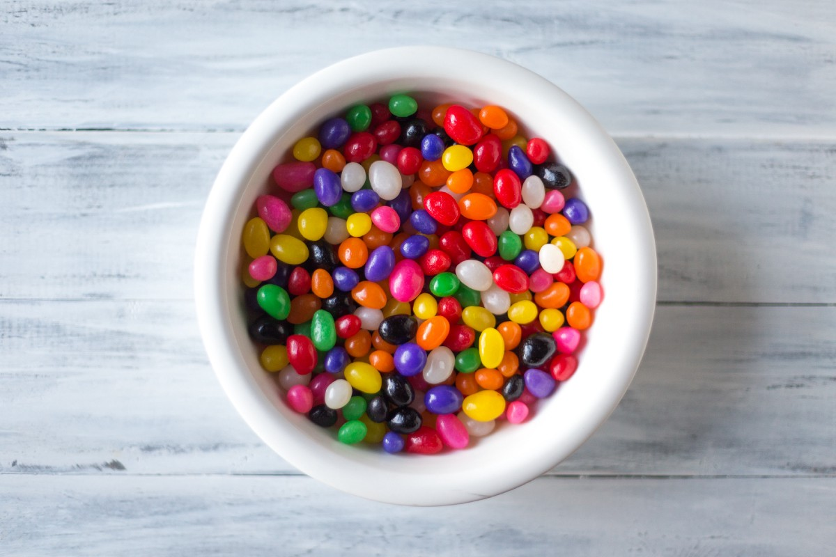 The Unexpected Lesson Within A Jelly Bean Jar