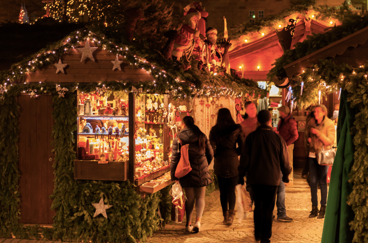 Mulled Wine Christmas Market.12 Christmas Markets For The 12 Days Of Christmas