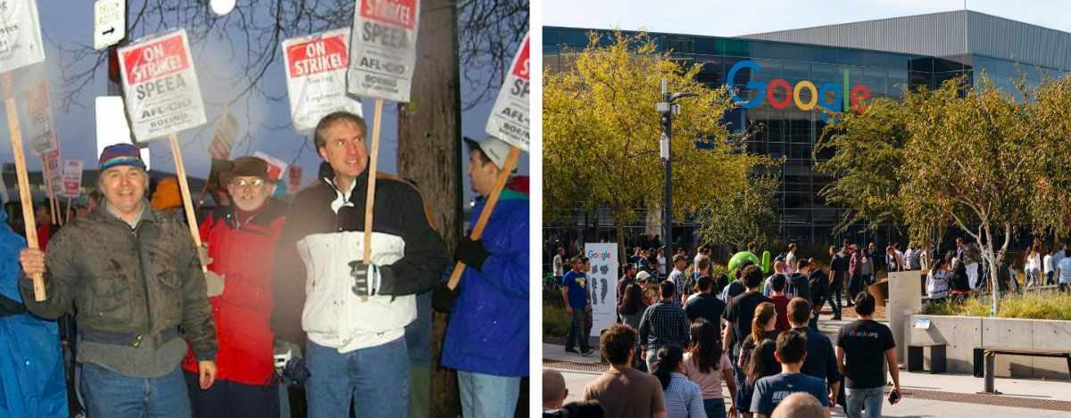 Don't Call It a Trend: A Brief History of Organizing in Tech