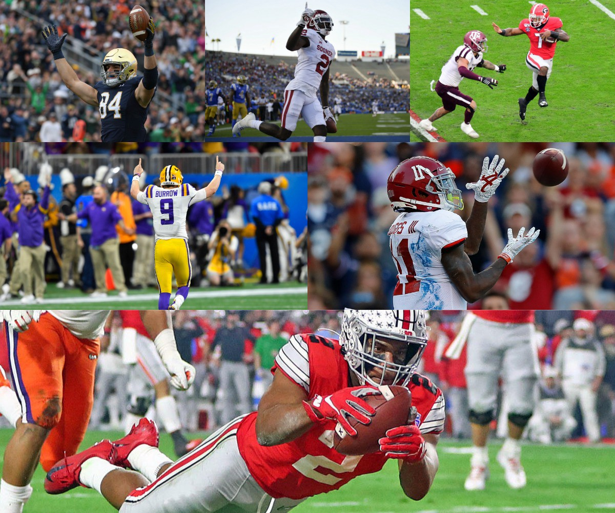 Nfl Fantasy Who Are The Relevant Fantasy Rookies From The Class Of 2020 By Alex Fry Top Level Sports Medium