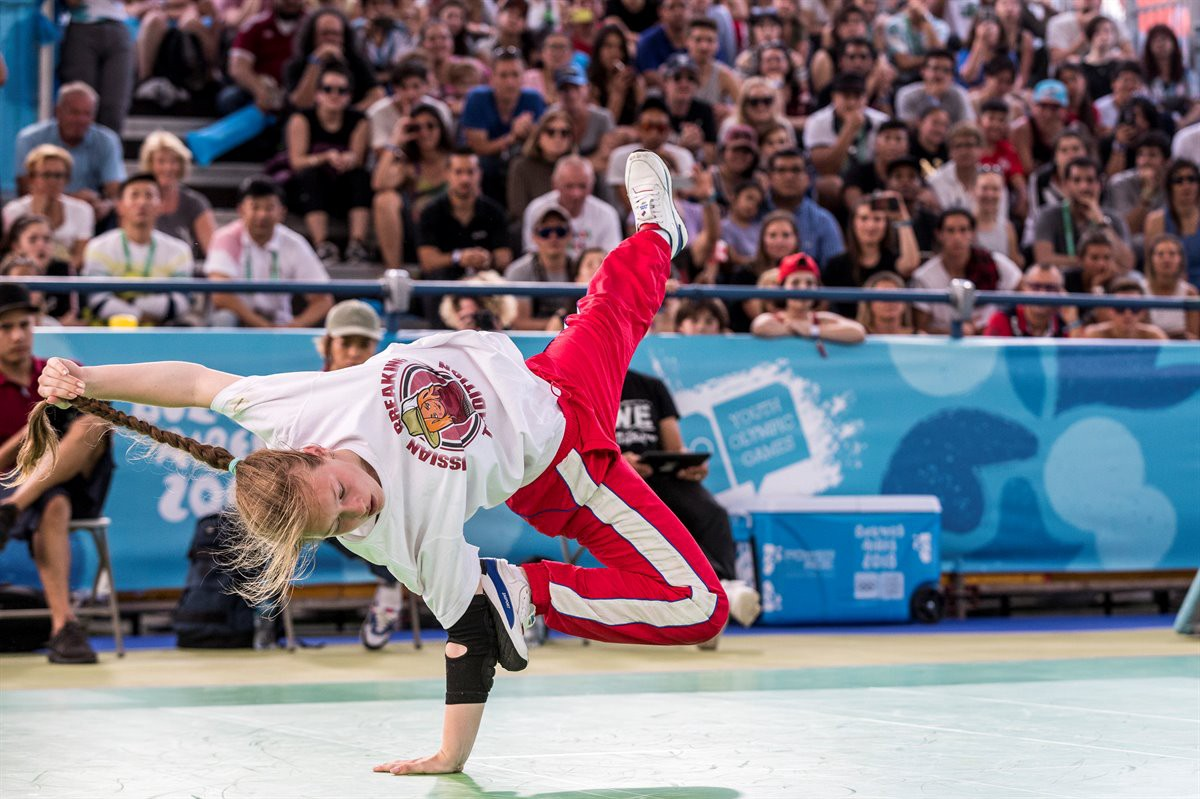 The newest Olympic sport What you need to know about breaking at ...