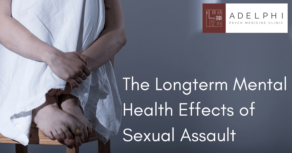 Mentally Ill Women Face Increased Risk Of Sexual Assault