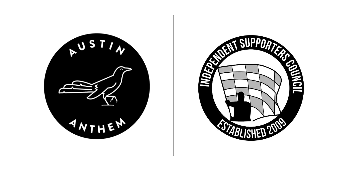 Austin Anthem Joins The Independent Supporters Council By Tony
