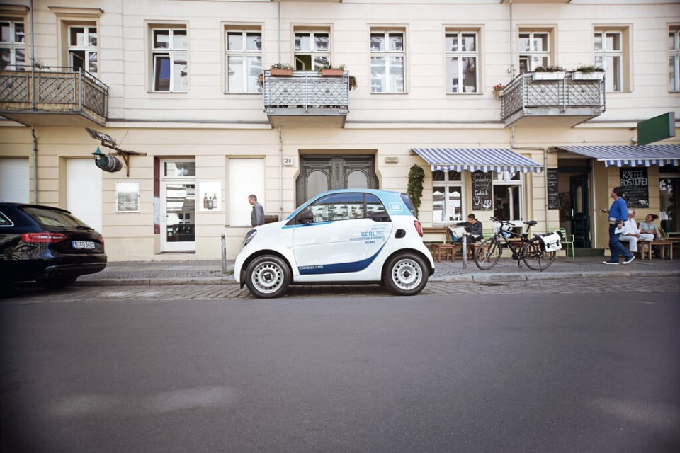 Right Place Right Time Analysis Of Car Sharing Availability In Berlin