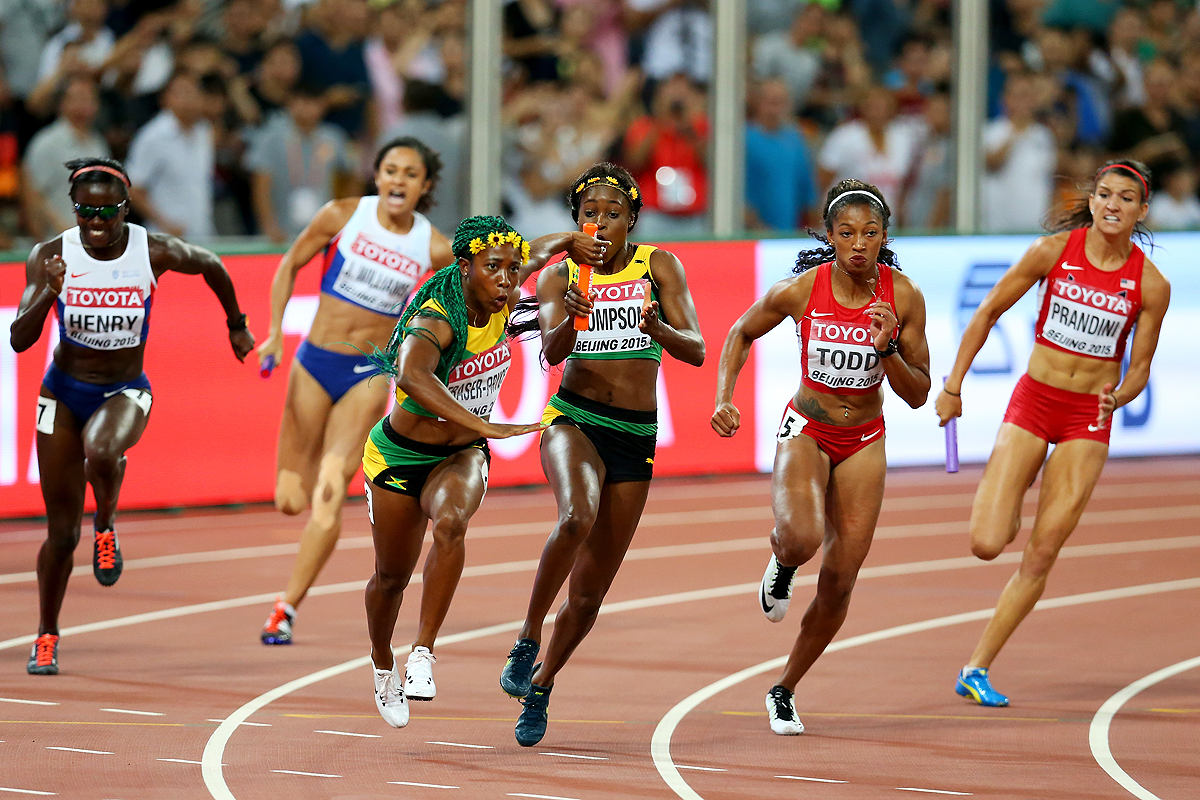 sports betting track and field