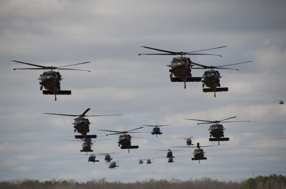 Everyone Relax—The Army's Native American Helicopter Names Are Not