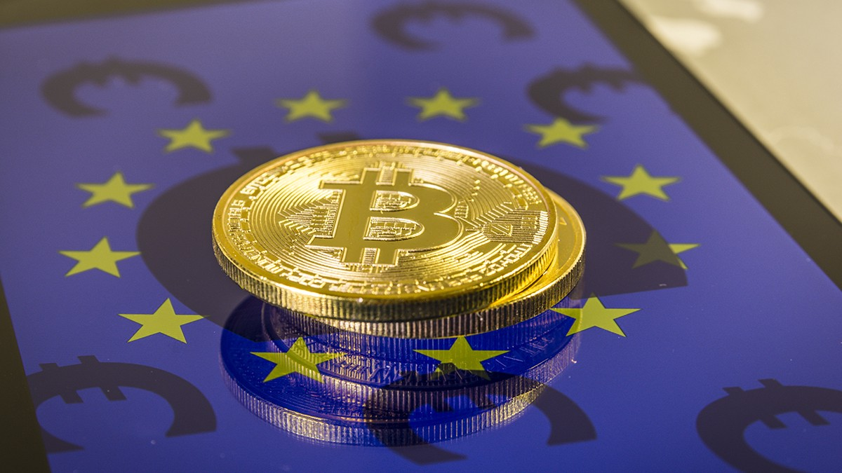 Europe has become the most prominent crypto economy as it records over $1 trillion in crypto transactions. T