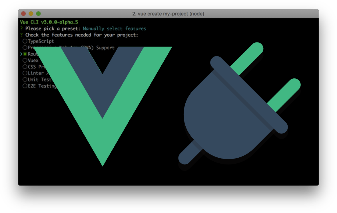 5 Vue CLI 3 plugins for your Vue project - Vue Mastery - Medium