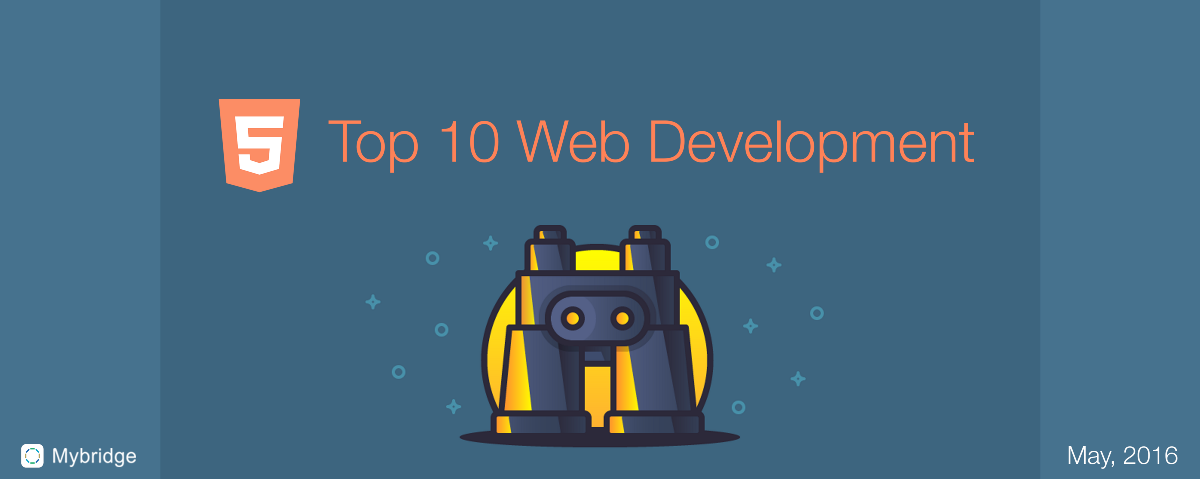 Top 10 Web Development Articles for the Past Month (v.May)