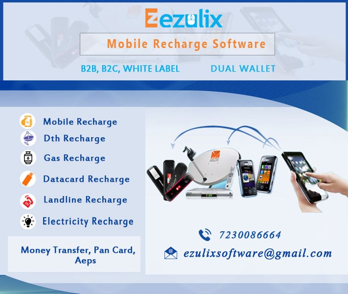Get Start All in One Recharge Service Online With Help of B2B Multi