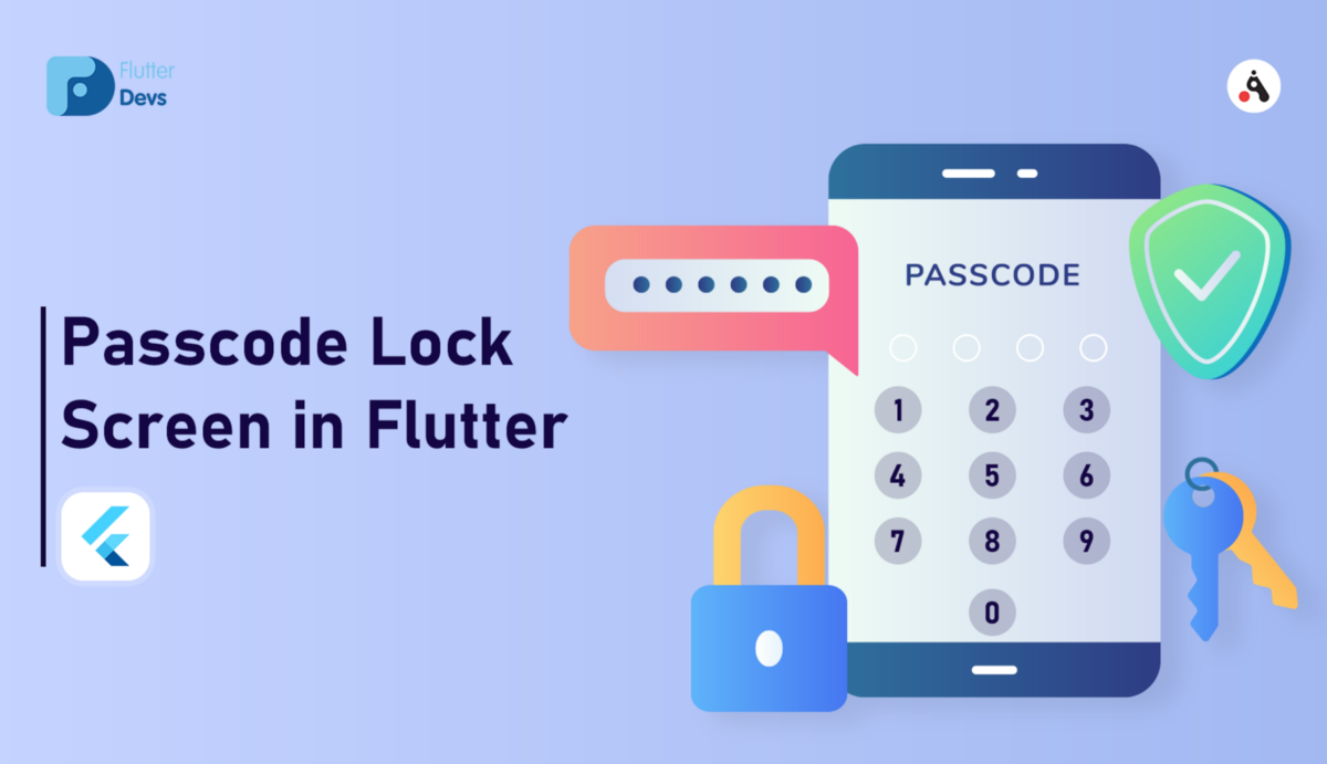 Passcode Lock Screen In Flutter. Learn How To Use Passcode Lock ...