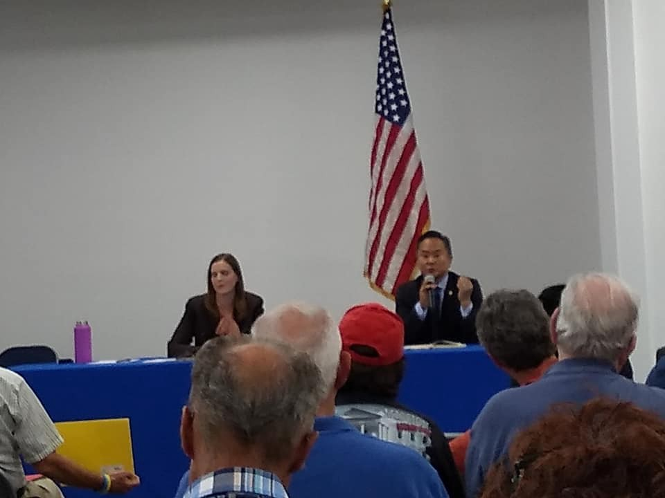 Counting Down to Election Day in CD-12: a quick recap of four debates