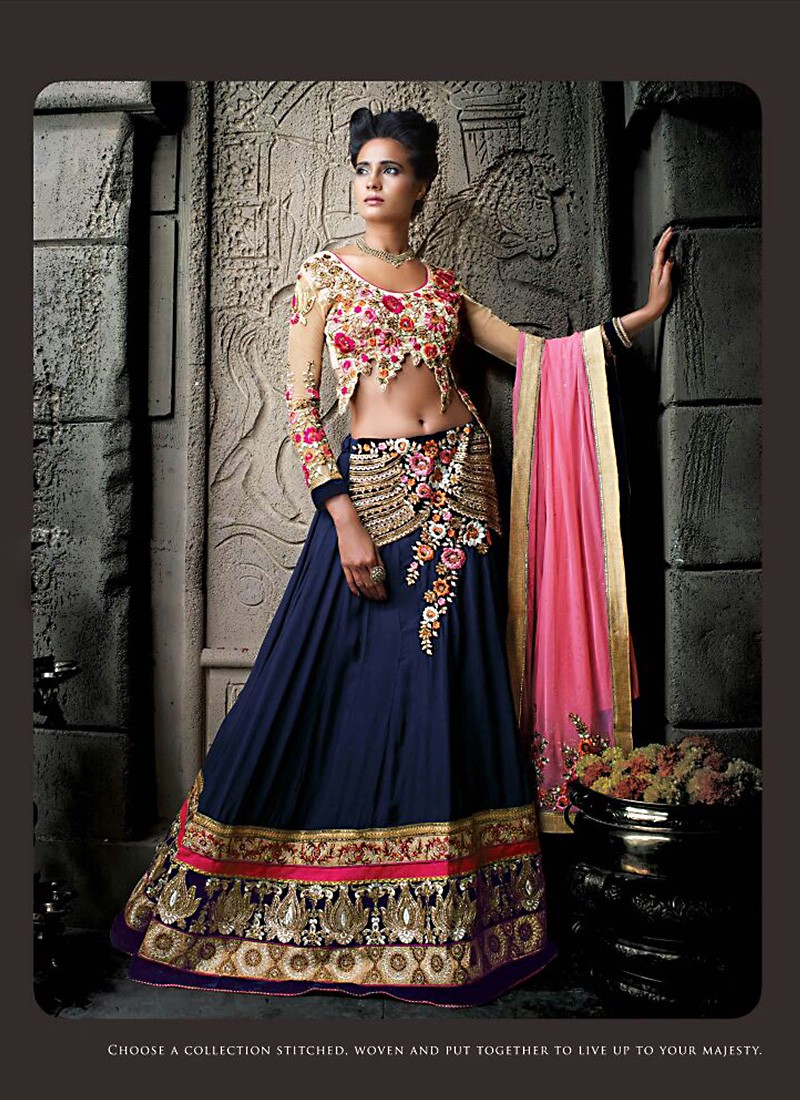 28853452b3 We have a best fabric quality material designer party wear lehenga for any  of the occasion you want to wear. You can have matching stylish theme  designer ...