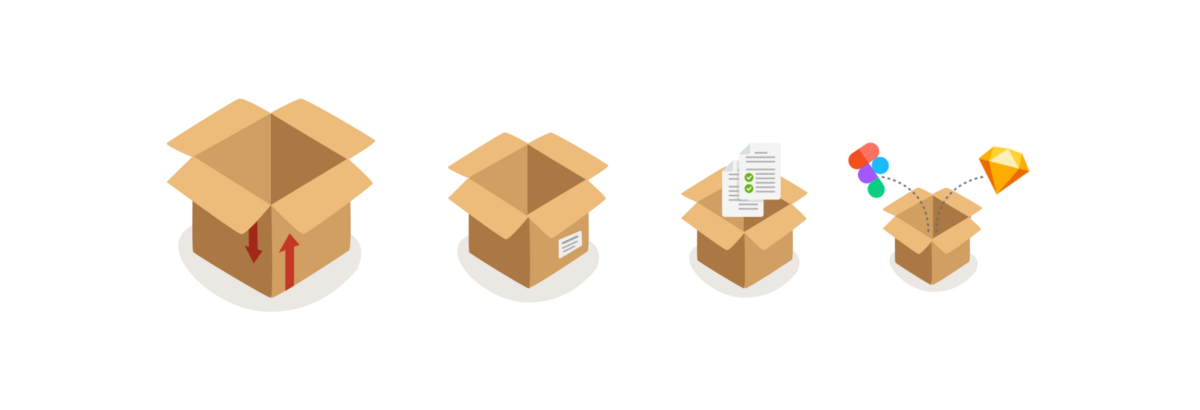 Unboxing a Design System Component. A step by step guide to Quality Assurance