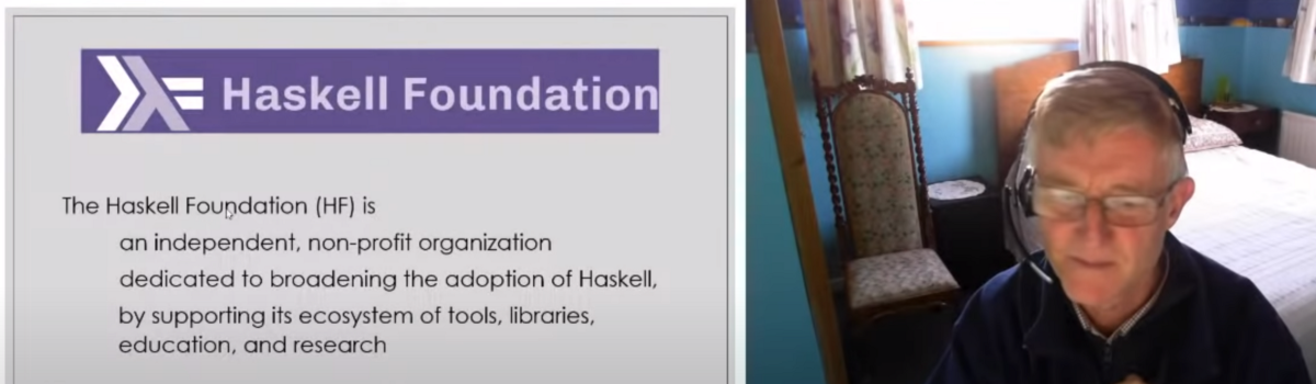 Why I Support the Haskell Foundation - Chris Smith - Medium