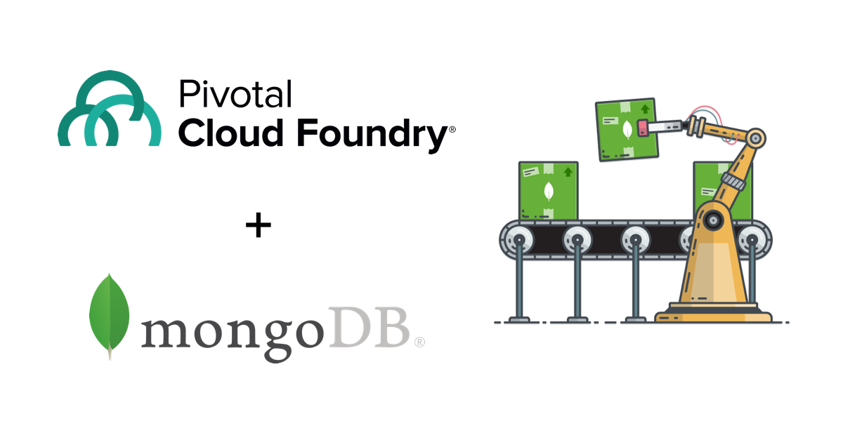 On Demand MongoDB Enterprise on Pivotal Cloud Foundry
