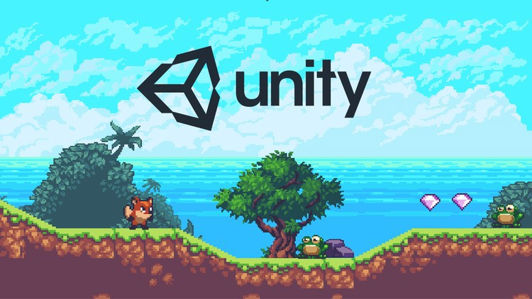Unity 2D Platformer Game Development Course Udemy Coupon 100