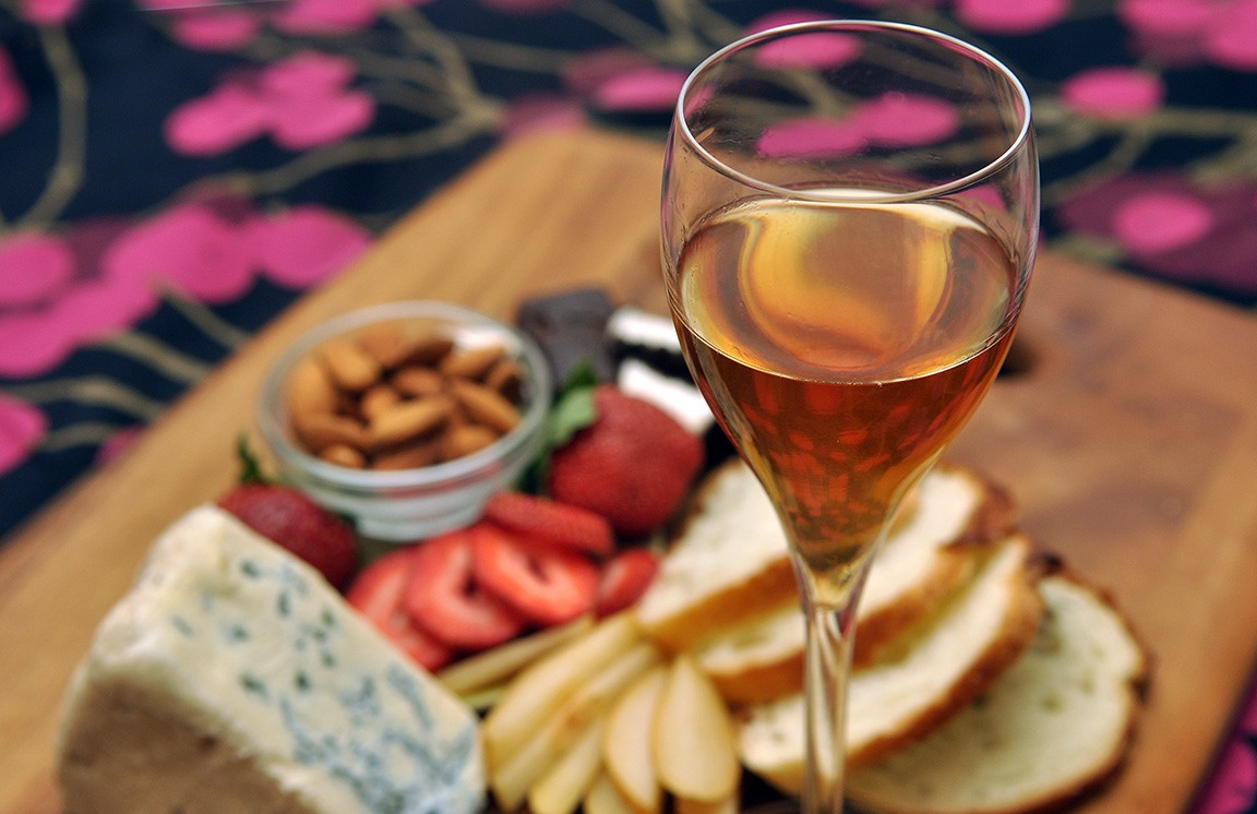 Short and sweet: our list of luscious (and local) dessert wines for the holiday | by THE SIX FIFTY Staff | THE SIX FIFTY